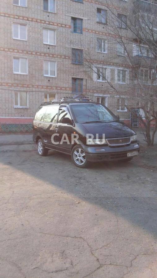 Nissan Largo, Арсеньев