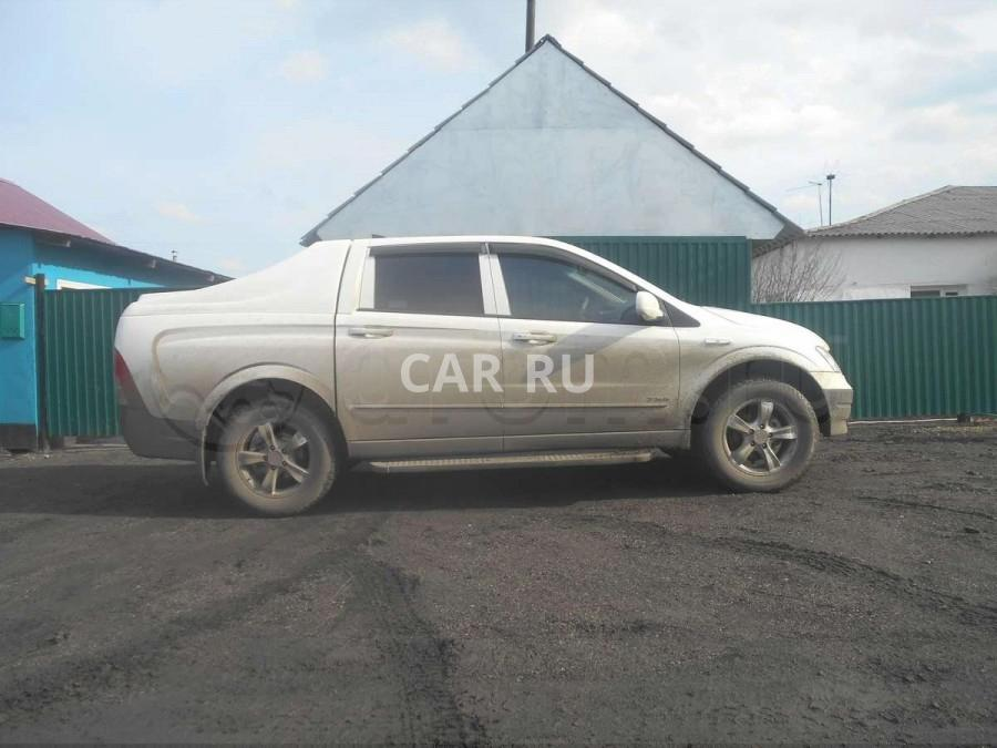 Ssang Yong Actyon Sports, Алейск