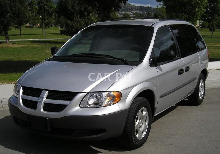 Dodge Caravan, Астрахань
