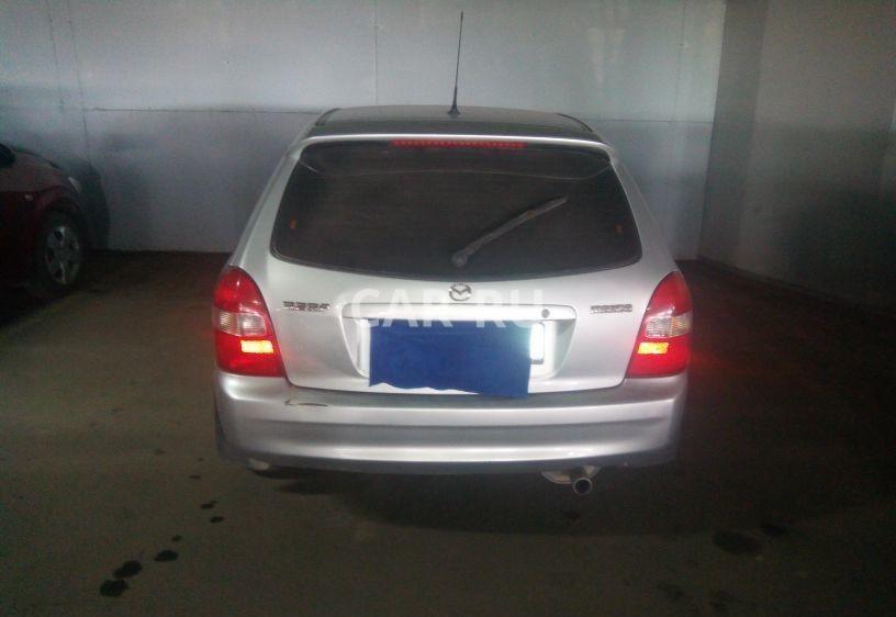 Mazda 323, Белгород