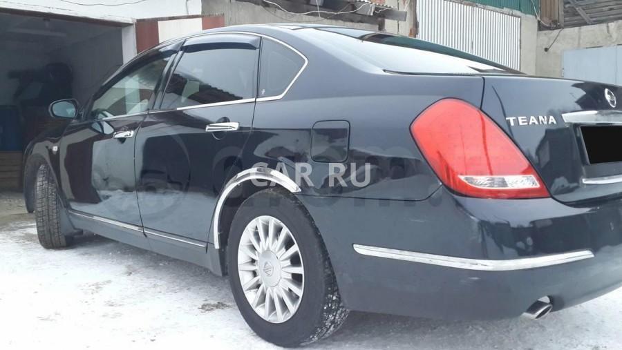 Nissan Teana, Ангарск