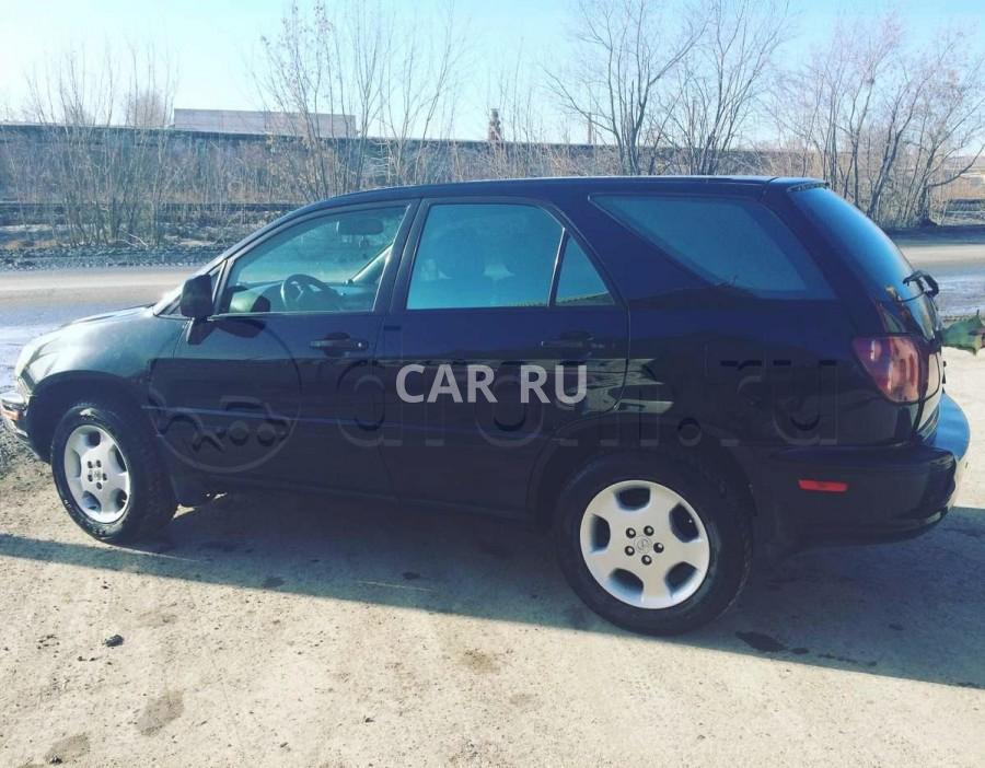 Lexus RX, Анжеро-Судженск