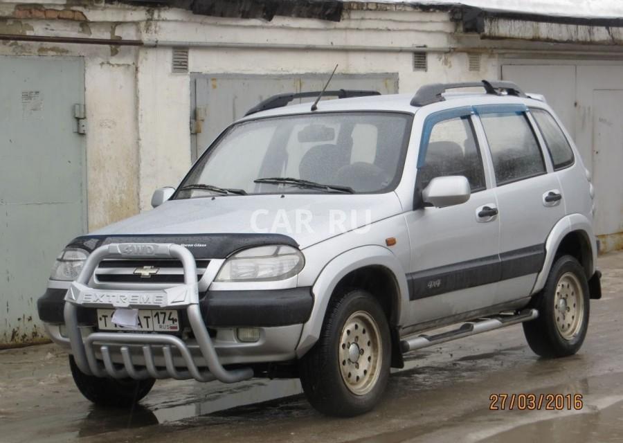 Chevrolet Niva, Аша