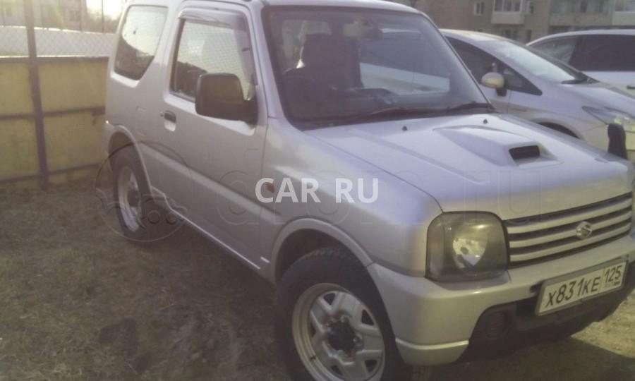 Suzuki Jimny, Арсеньев