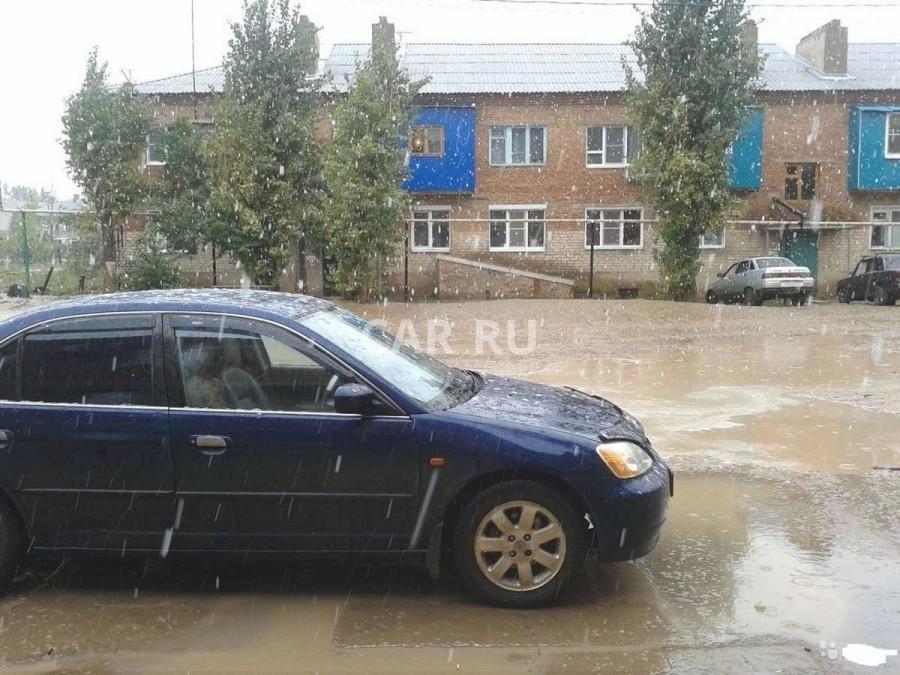 Honda Civic, Астрахань