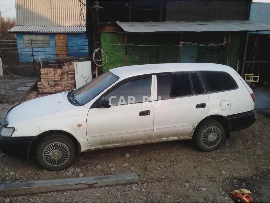 Toyota Caldina, Ангарск