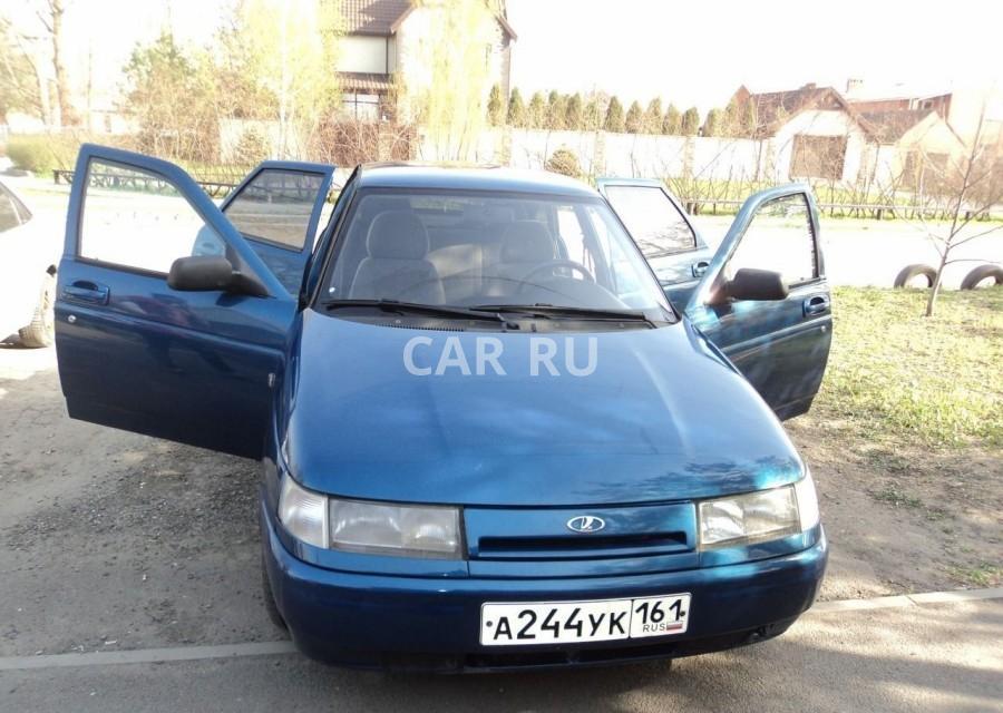 Lada 2112, Азов