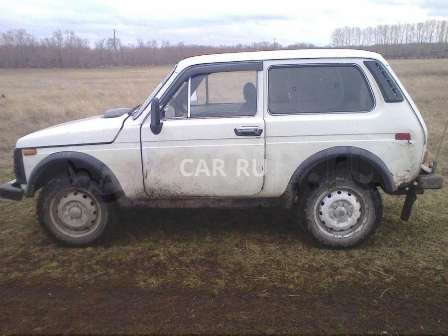 Lada Niva, Алейск