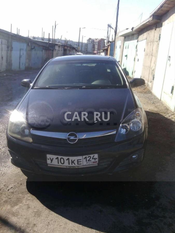 Opel Astra GTC, Ачинск
