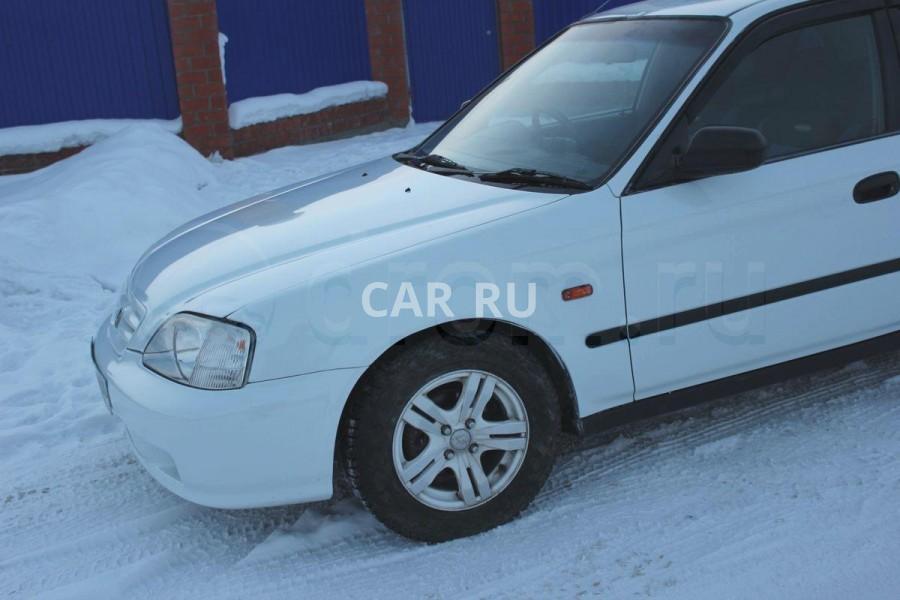 Honda Integra SJ, Ангарск