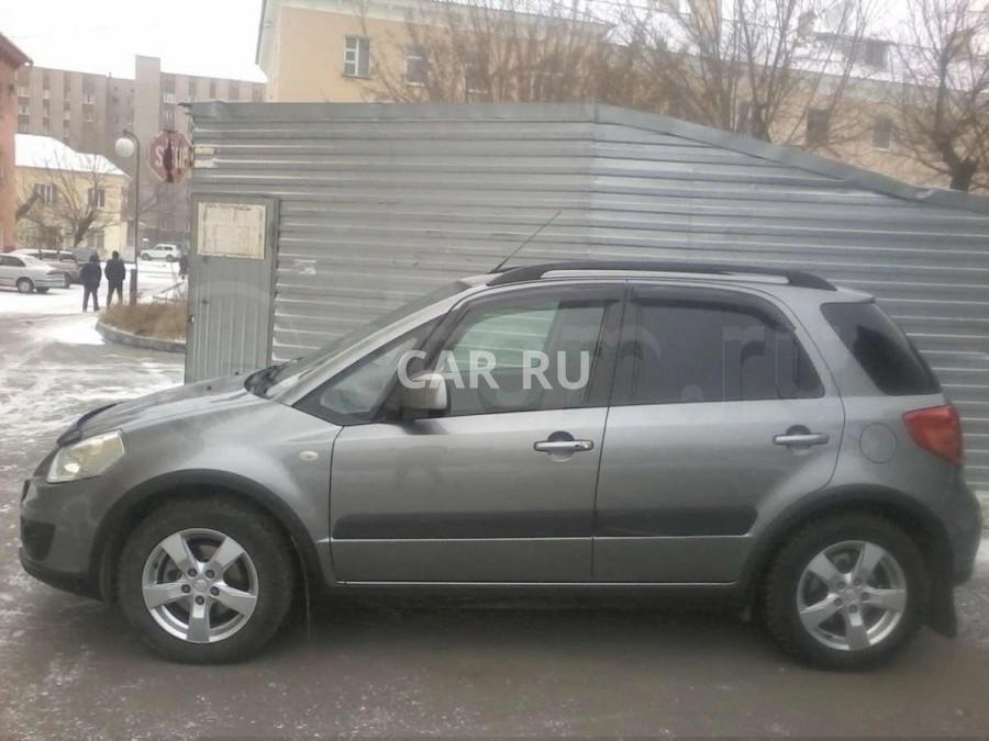 Suzuki SX4, Барнаул