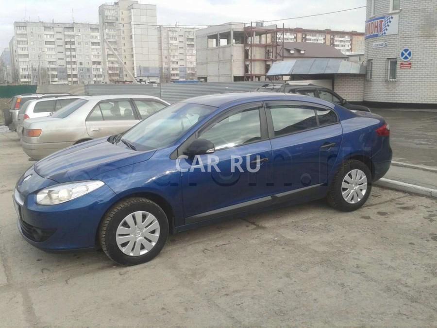 Renault Fluence, Барнаул