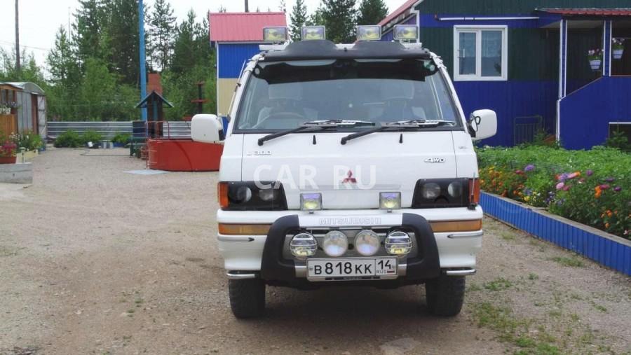 Mitsubishi Delica, Алдан