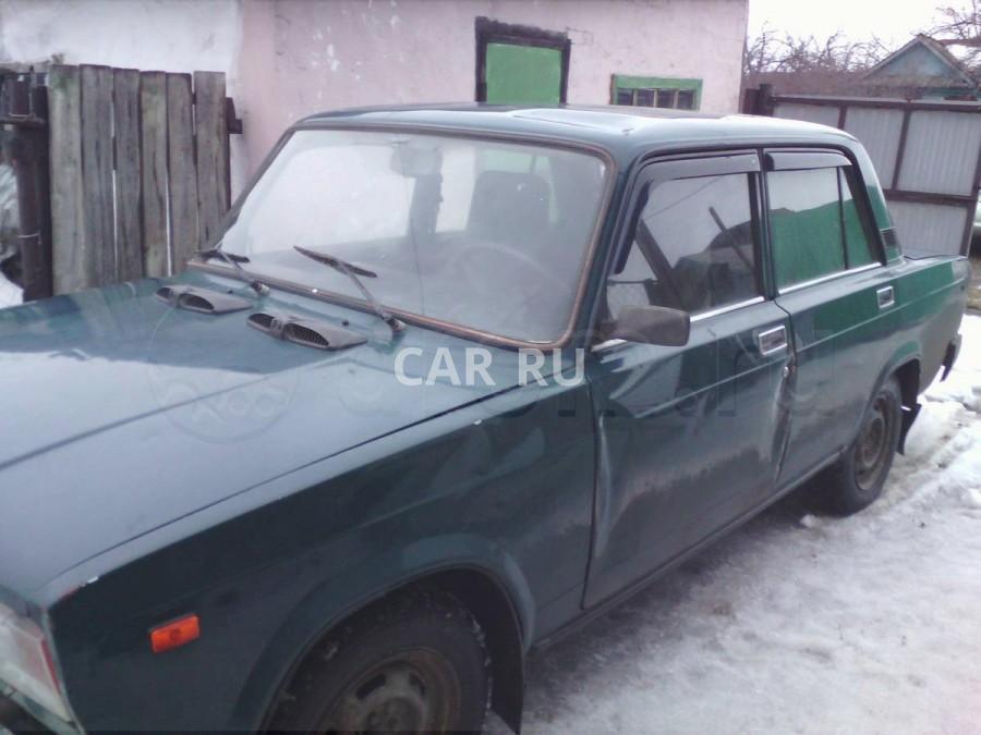 Лада 2107, Азнакаево