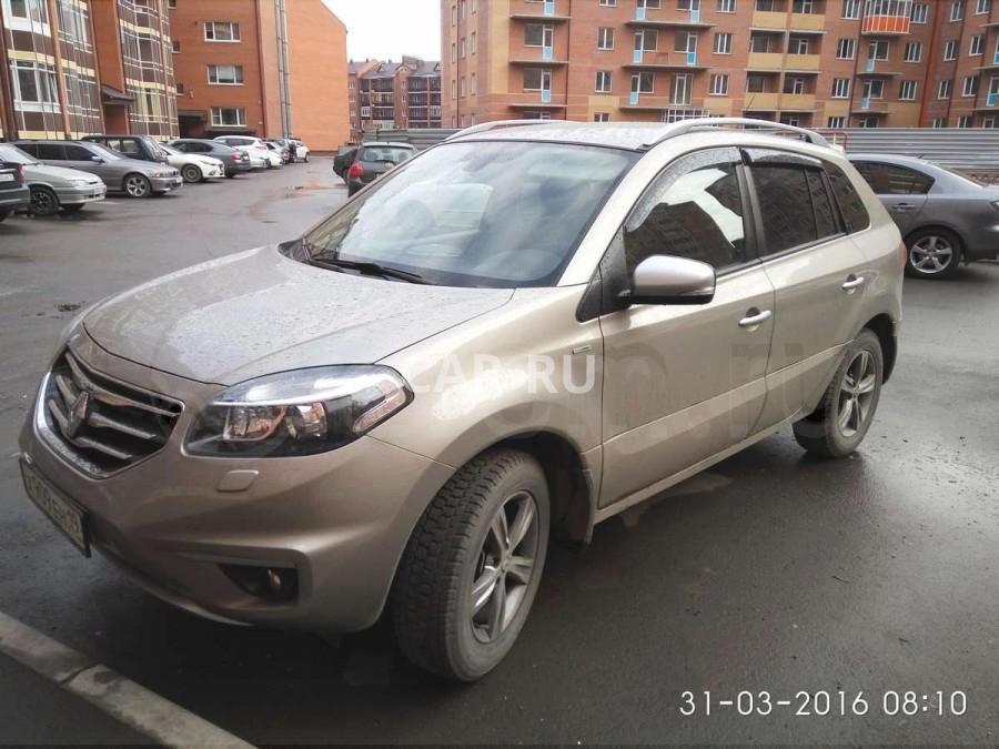 Renault Koleos, Абакан