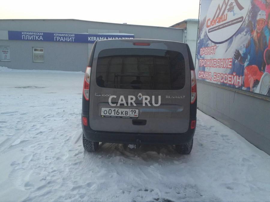 Renault Kangoo, Абакан