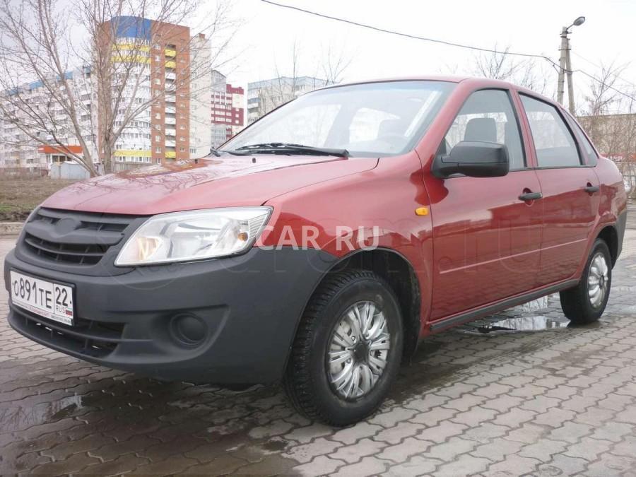 Lada Granta, Барнаул