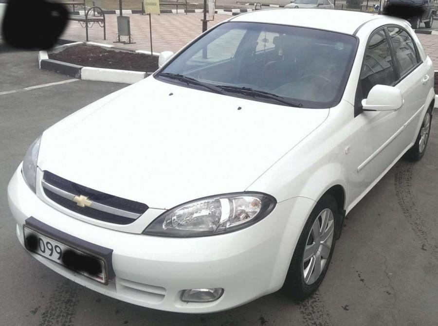 Chevrolet Lacetti, Ангарск