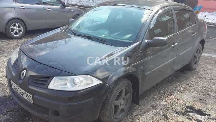 Renault Megane, Анжеро-Судженск