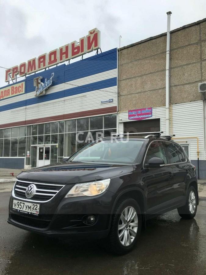 Volkswagen Tiguan, Барнаул