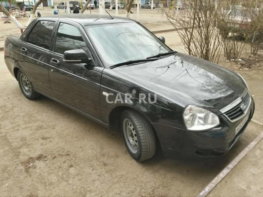 Lada Priora, Астрахань