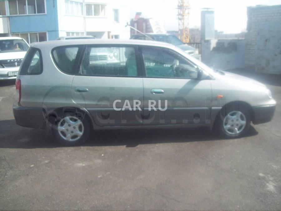 Kia Carens, Барнаул