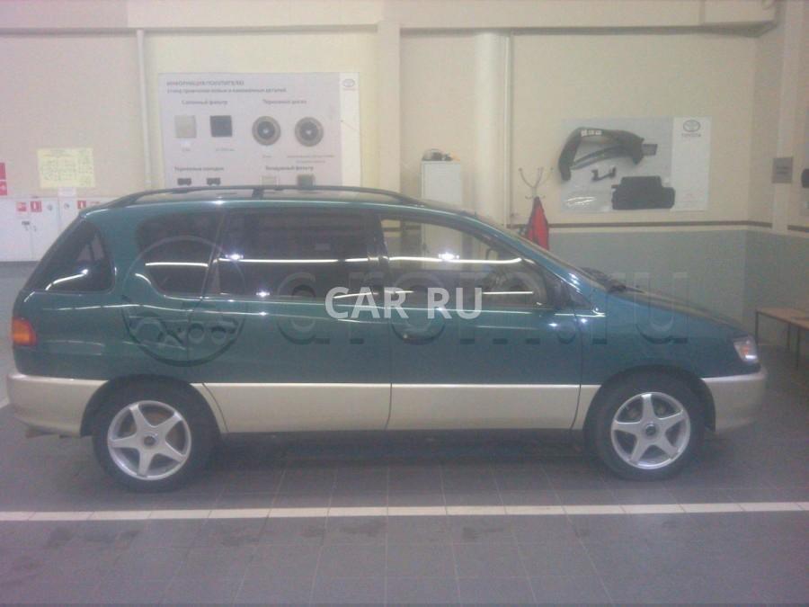 Toyota Ipsum, Белгород