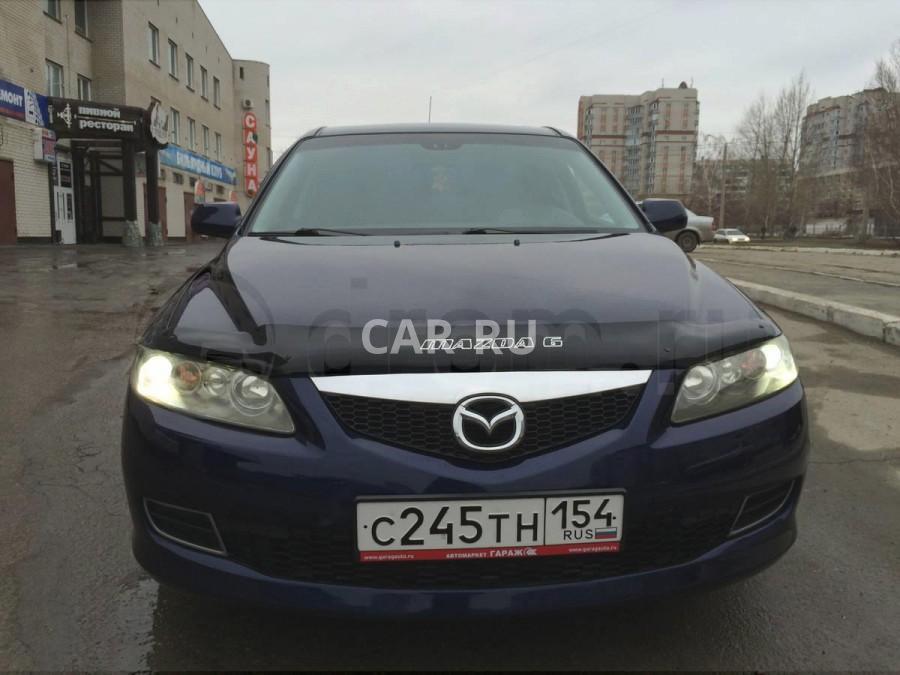 Mazda 6, Барнаул