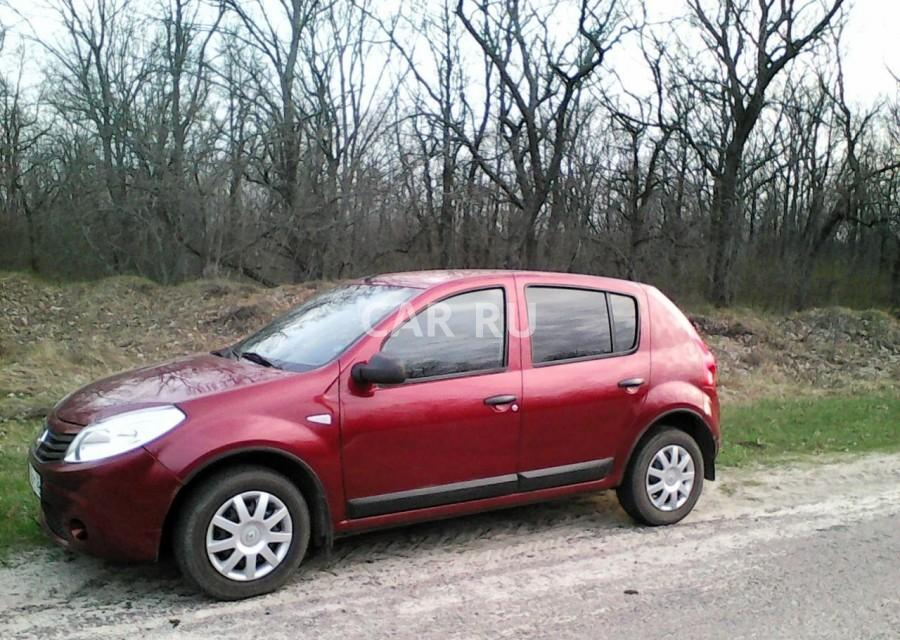 Renault Sandero, Анна