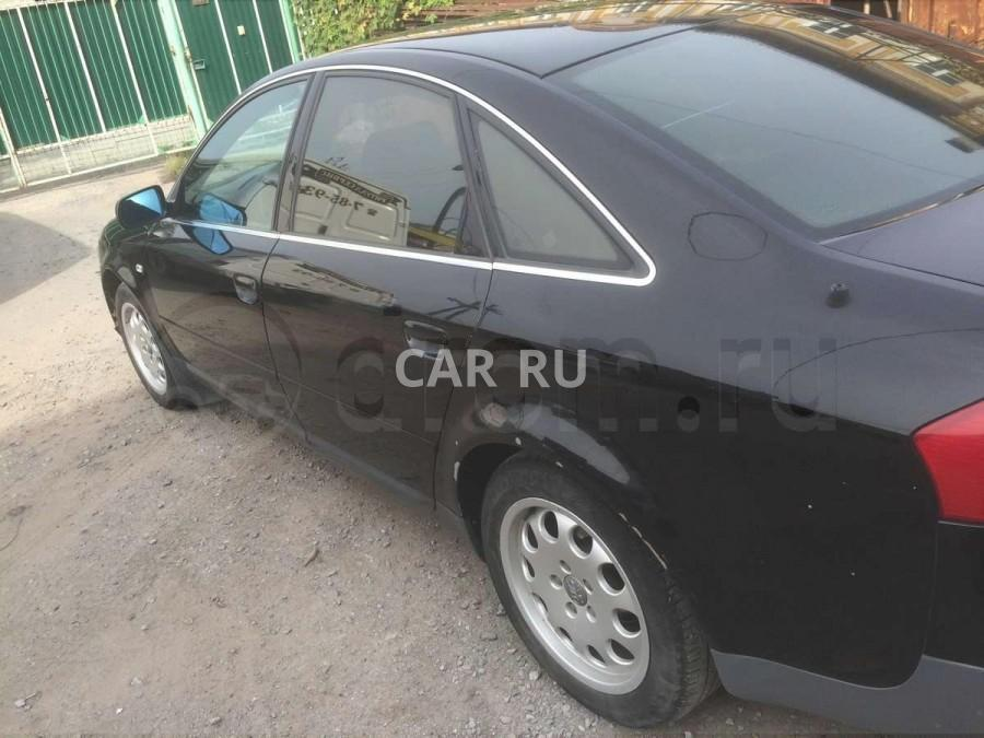 Audi A6, Ачинск
