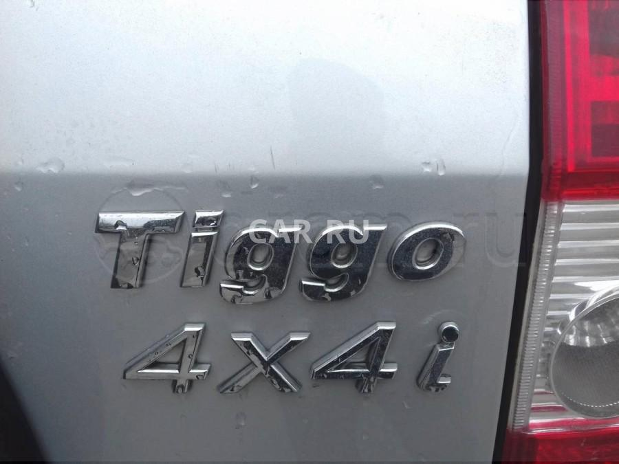 Chery Tiggo, Барнаул