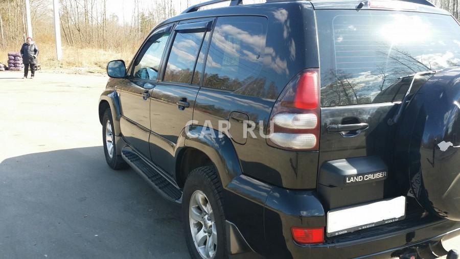 Toyota Land Cruiser Prado 2004   Used Land Cruiser Prado ...