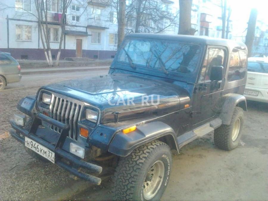 Jeep Wrangler, Балабаново
