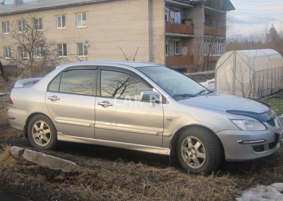 Mitsubishi Lancer, Архангельск