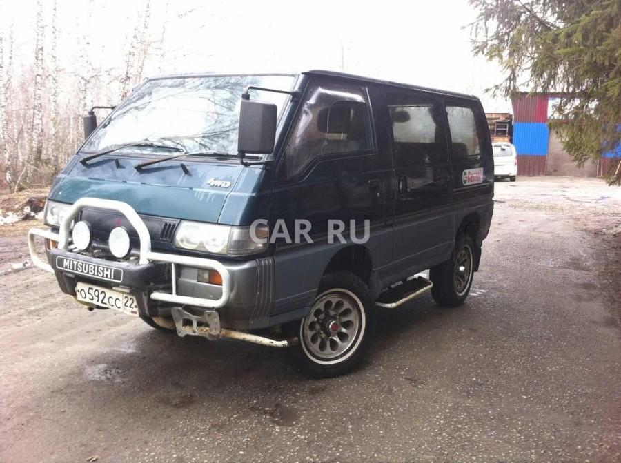 Mitsubishi Delica, Барнаул