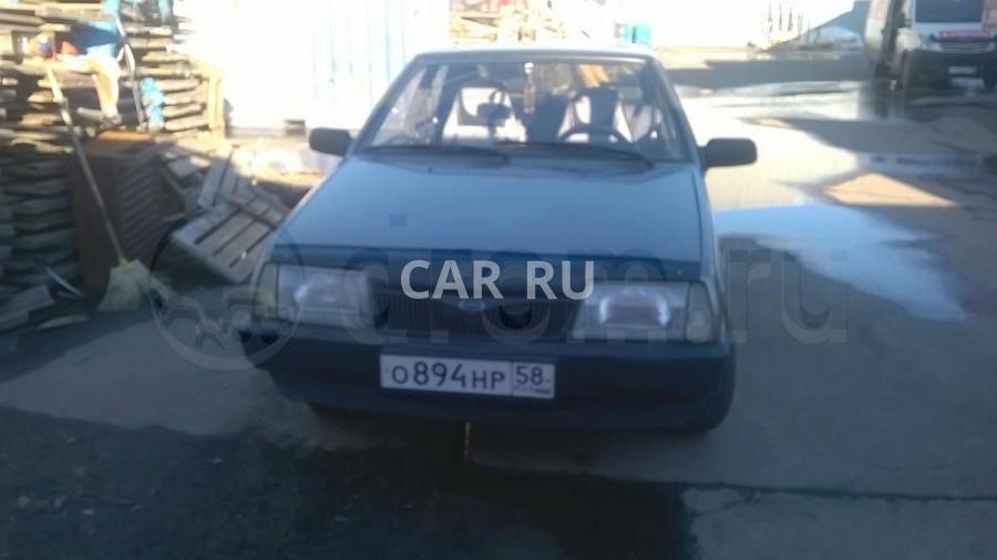 Lada 2109, Башмаково