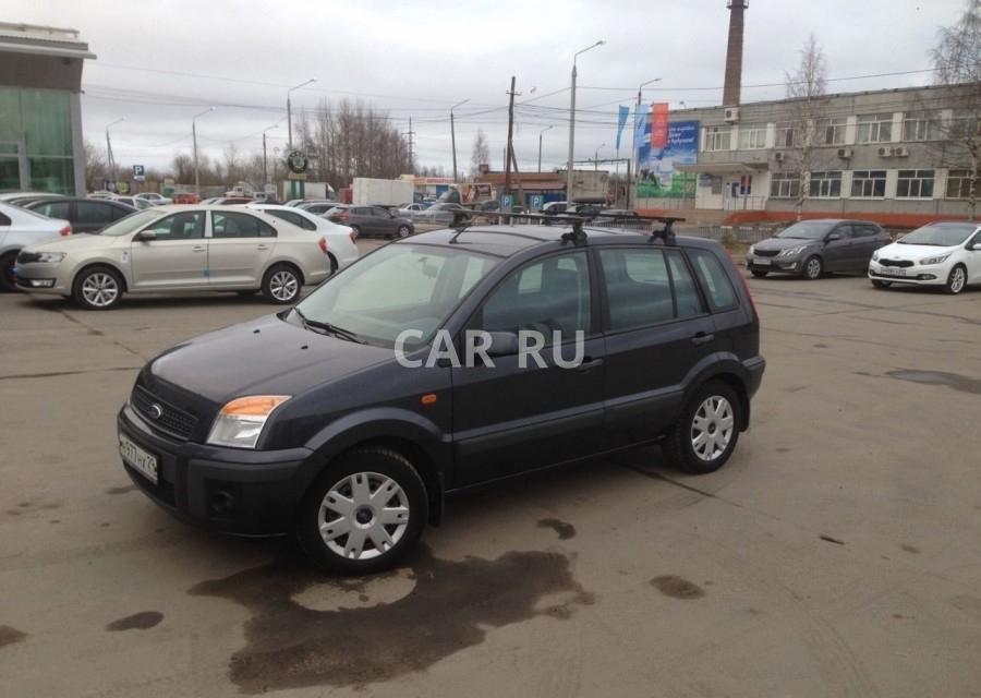 Ford Fusion, Архангельск