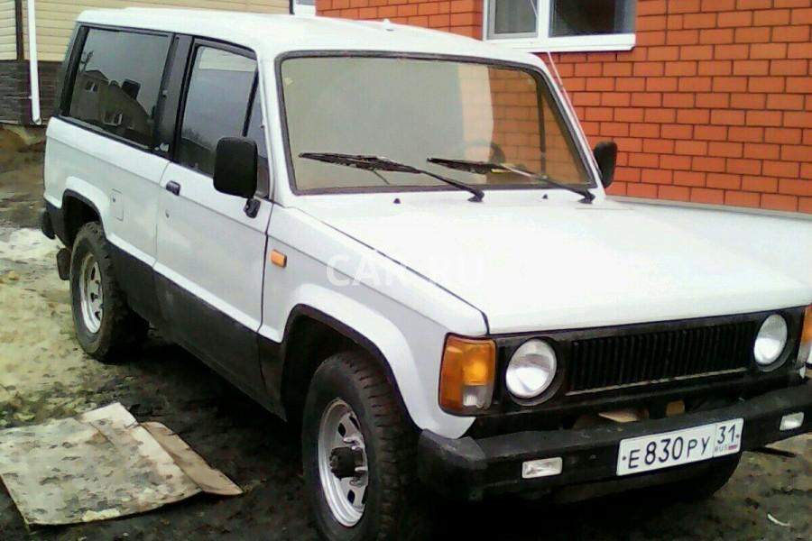 Isuzu Trooper, Белгород