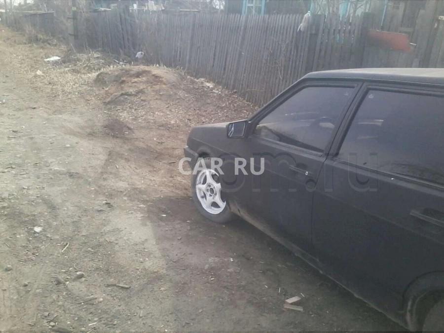 Lada 2109, Ангарск
