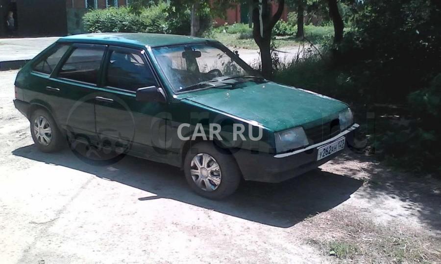 Lada 2109, Армавир