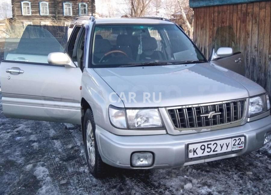 Subaru Forester, Алтайское