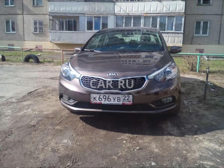 Kia Cerato, Барнаул
