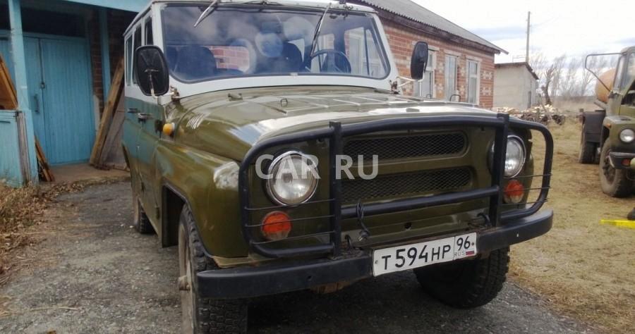 Уаз 31514, Байкалово