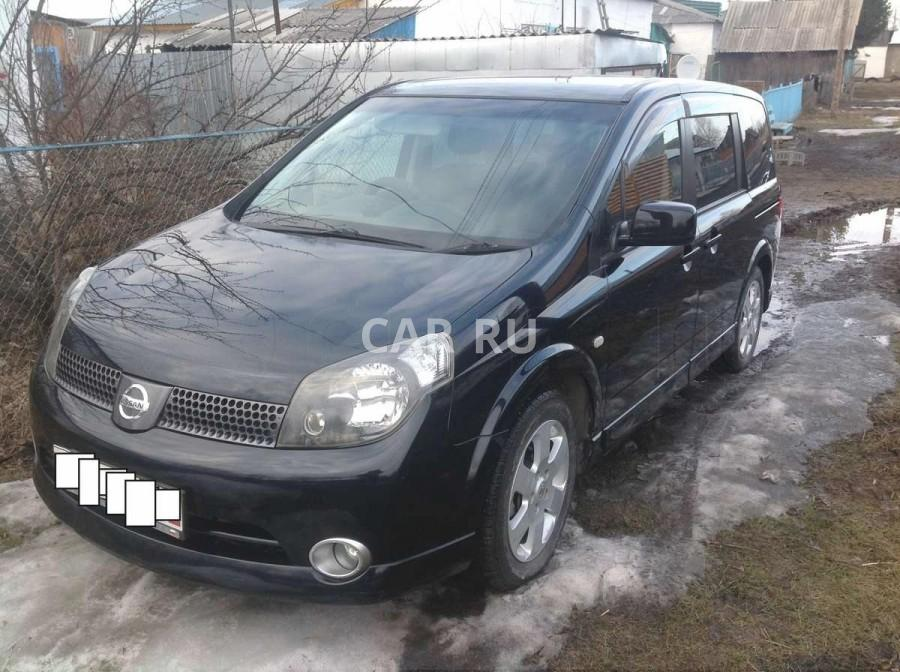 Nissan Lafesta, Барнаул