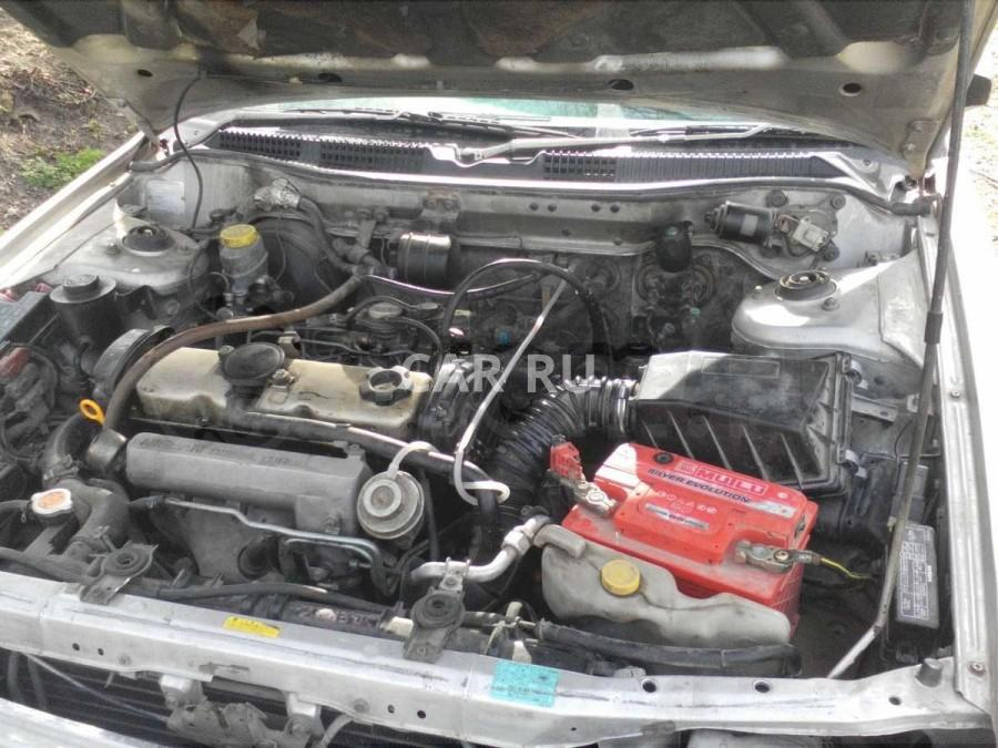 Nissan Avenir, Анапа
