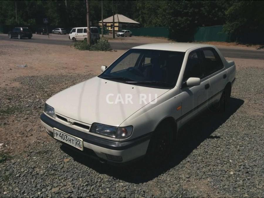 Nissan Pulsar, Барнаул
