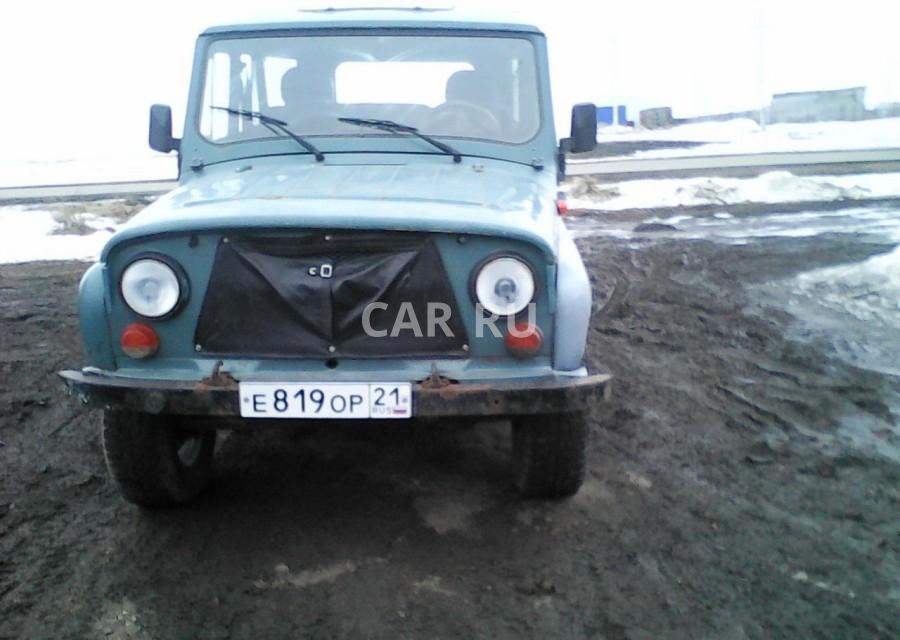 Уаз 3153, Батырево