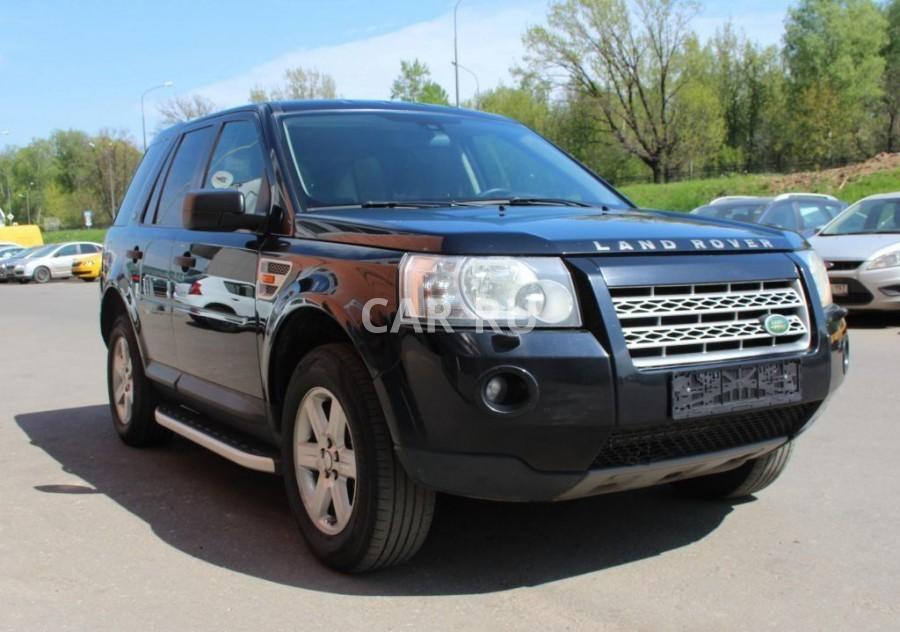 Land Rover Freelander, Альметьевск
