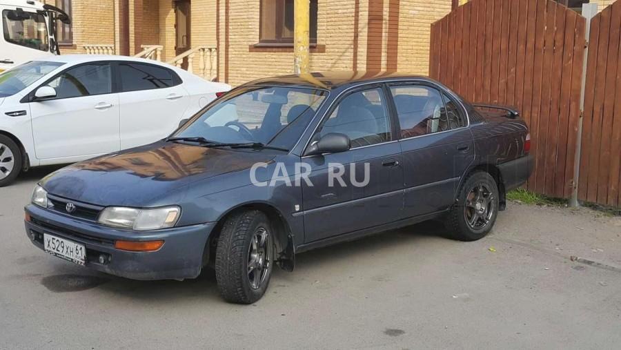 Toyota Corolla, Батайск