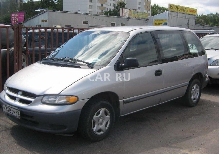 Dodge Caravan, Архангельск